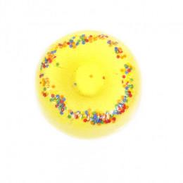 Бурлящий пончик ТУТТИ-ФРУТТИ - арома-средство для ванны, 130 гр.