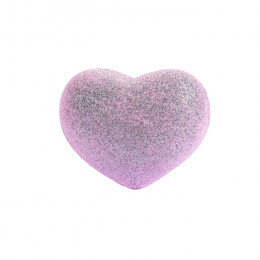 Бурлящий ШАР Сердечный гламурр, арома-средство для ванн, 60 гр.