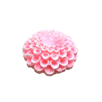 Мыло ручной работы/цветок 3D ГЕОРГИН, 90 гр.
