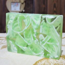 """""""Ландыш"""" мыло твердое глицериновое ручной работы 100 гр.±5"""