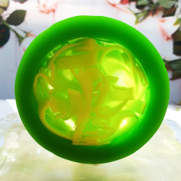 """""""Яблоко"""" мыло твердое натуральное ручной работы 100 гр.±5"""