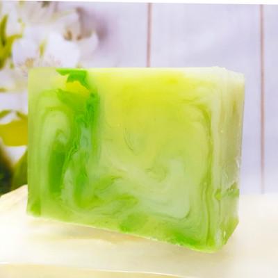 """""""Райские  яблоки"""" (аналог  жен. DKNY Be Delicious ) мыло  парфюмированное ручной работы 100 гр.±5"""
