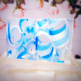 """""""Унисекс"""" мыло твердое глицериновое ручной работы 100 гр.±5"""