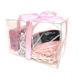 Набор подарочный №28 (бурлящий макси-шар +кусочек мыла)