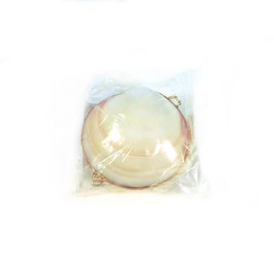 Кристалл свежести РОЗОВАЯ РАКОВИНА в розовой тихоокеанской раковине и пакете, 1 шт., 70 гр