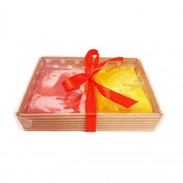 Набор подарочный №30  (2 шт. мыло)
