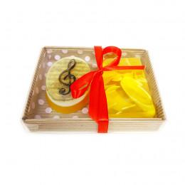 Набор подарочный №32 (тематическое мыло)