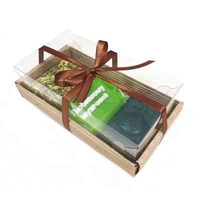 Набор подарочный №47 к 23 февраля (3 кусочка мыла)