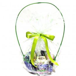 Набор подарочный №73 (косметика д/волос, лица и тела, ногтевой пластиной, мыло ручной работы 5 видов)